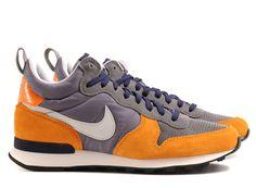 Nike Internationalist Mid Copper Light Ash Grey