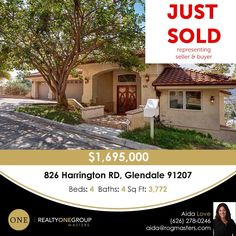 Congratulations to my clients. Thank you for your trust in representing each of you. #GlendaleRealtor #Milliondollarlisting