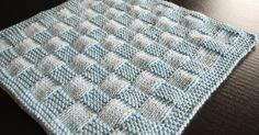 Angel Outfitters Compassionate Clothing: Knit Basketweave Blanket