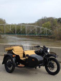 17Motorcycle Sidecar