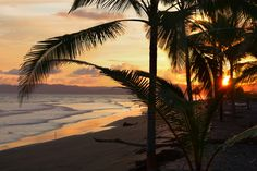 Coco Beach Panama A Place Where You Can Relax And Enjoy Beautiful Sunsets