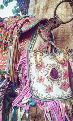 Handmade bohemian bag for your wishlist by Indiawakanda
