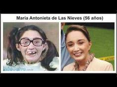 Chaves , Antes e depois dos atores - YouTube
