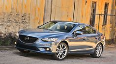 2014 Mazda6 Sedan Photo Gallery | Popular Car Gallery