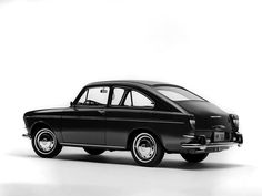 Volkswagen 1600 Fastback / I want one of these some day!!
