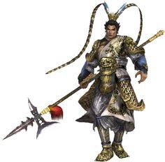 Warrior Orochi - Lu Bu