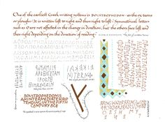Georgia Angelopoulos. Studies in the evolution of Greek writing