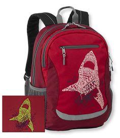 7e4e38655701 2015-2016 New Backpacks  LL Bean Discovery Backpack in Fiery Red Shark (Ean