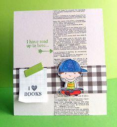 ♥: I love books