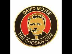 Man United Manager Sir Matt Sir Alex David Moyes Pin Badges | Totally Un...