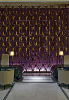 Stately, serene and sophisticated, the Siam Kempinski broadens the appeal of Bangkok to luxury travelers. HBA Design.