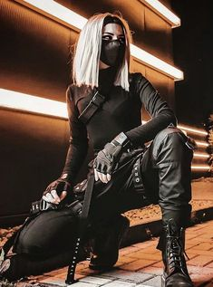 Edgy Outfits, Teen Fashion Outfits, Retro Outfits, Grunge Outfits, Cool Outfits, Anime Outfits, Mafia Outfit, Anime Girl Dress, Aesthetic Grunge Outfit