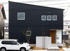 実例集 50|広島県広島市佐伯区 Y様邸|新築一戸建て・注文住宅・デザイン住宅 アイデザインホーム House Wall, Prefab, Exterior Design, Architecture Design, House Design, Interior, Outdoor Decor, Home Decor, Kids