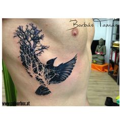 #tattoo #blacktattoo #tattoodesign #ink #tattooidea  @tamasborbastattoo