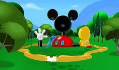 images of mickey mouse clubhouse | Disney Junior's Mickey Mouse Clubhouse {TV Show, Review}