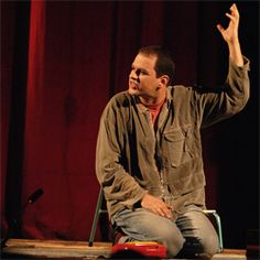 """Don't miss Roy Horovitz's acclaimed monodrama """"My First Sony"""" at Vancouver Fringe Festival"""
