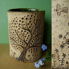 Splintered Arts: A Pot and Two Bowls