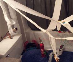 Dino Bathroom Party