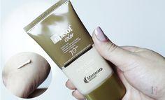 Protetor Solar com efeito Base que uso – Episol Color Mantecorp SkinCare