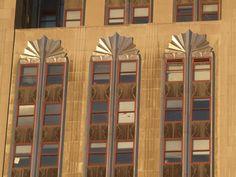 Empire State Building: facade detail