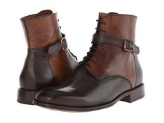 Messico Branko Brown/Tan Leather - Zappos.com Free Shipping BOTH Ways
