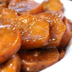 It's been a long time coming, but the time is here- and I MUST share my recipe for some good old fashioned baked candied yams, soul food style! I… (Soul Food Recipes) Slow Cooker Recipes, Crockpot Recipes, Cooking Recipes, Vegan Soul Food Recipes, Soul Food Meals, Healthy Recipes, Cooking Yams, Cooking Steak, Slow Cooking