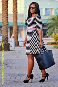 Curves and Confidence | Inspiring Curvy Fashionistas One Outfit At A Time: Neon Pop