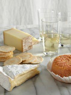 white wine & cheese. best. dinner. ever.