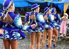 Baile de caporales