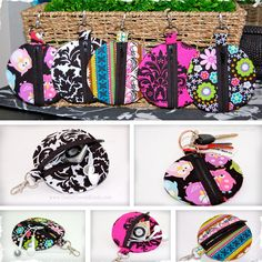 Darling little pouches! One Pouch, So Many Uses!