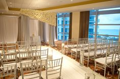 Elegant Ocean View Wedding at the Diplomat Resort and Spa, FL