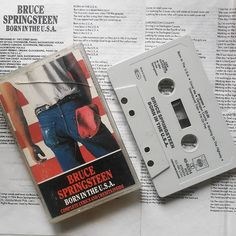 Happy Independence Day America! ...'not a massive Springsteen fan but this album is a real cracker, proper USA!   .  .  #4thofjuly #happyindependenceday #bornintheusa #brucespringsteen #music #musician #bands #singer #guitarist #american #springsteen #instamusic #albumoftheday #tape #cassette #cassettes #usa #instausa #tapecollection #album #nosurrender #myhometown #theboss #darlingtoncounty #americanmusic #oldskool #alansmusicstash #dancinginthedark #cbs #1985