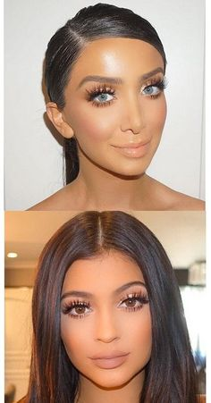 Want to know the easy fake lashes trick *all* of these girls are using...?