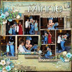 MJ AJ Designs - Template 71 Microferk Designs - Seascape Bundle, Seascape Add On Bundle Cynthia Young Designs - Mickey Glitter using Seascap...
