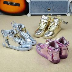 Fashion Hot Women's Patent Casual High Top Sneakers Sport Street Dancing shoes | eBay