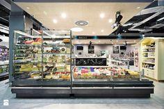 Projekt wnetrz Delikatesy Alma - Wnętrza publiczne - zdjęcie od mocolocco