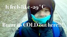 Burrr! It's cold out there! | Family Vlog | DollysVlog