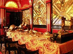 Gabriele D'Annunzio is far beyond everybody and cannot be compared to anyone else. His house, the Vittoriale, where he spent the last days of his life, is a marvellous casket of treasures he hoarded during his lifetime.