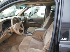 Used 2002 Chevrolet TrailBlazer EXT for Sale ($3,600) at Paterson, NJ