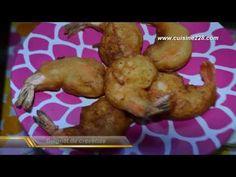 VIDEO - Cuisine africaine: recette beignets de crevettes - http://www.camerpost.com/video-cuisine-africaine-recette-beignets-de-crevettes/?utm_source=PN&utm_medium=CAMER+POST&utm_campaign=SNAP%2Bfrom%2BCAMERPOST