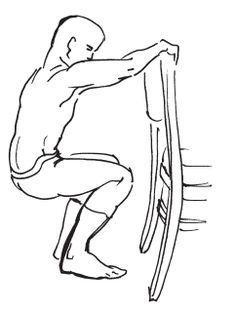 Предлагаем вам 10 упражнений, которые великий врач считал необходимым для здоровья позвоночника и суставов