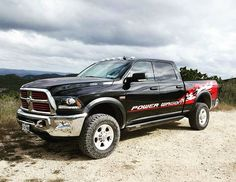 Say hello to unbeatable capability.  #RamPowerWagon ( credit: Wesley H.)