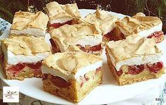 Érdekel a receptje? Kattints a képre! Hungarian Desserts, Hungarian Recipes, Cake Cookies, Cupcake Cakes, Cupcakes, Fall Desserts, Lorem Ipsum, Tart, Cheesecake