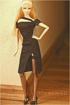 Barbie wears Integrity | Flickr - Photo Sharing!