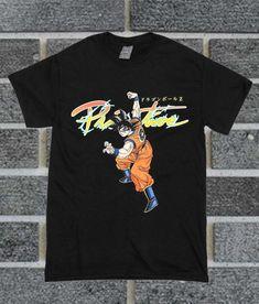 "Primitive Apparel x Dragon Ball Z /"" Nuevo SD Goku /"" Kids Yellow T-shirt $22"