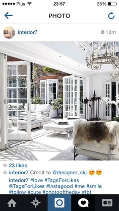 Perfect patio doors