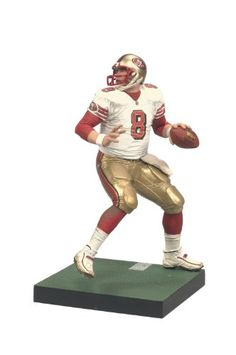 McFarlane Toys NFL Legends Series 6  Steve Young Action Figure ** Read more  at the image link.Note:It is affiliate link to Amazon. #american