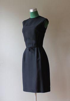 Retro simple dress