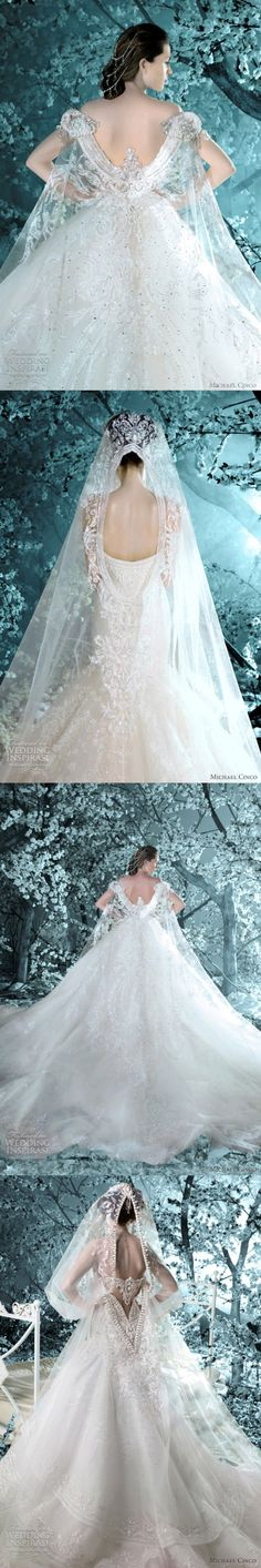 Another Michael Cinco creation