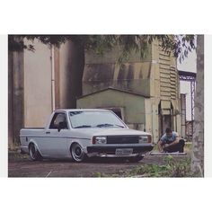 VW Saveiro Quadrada